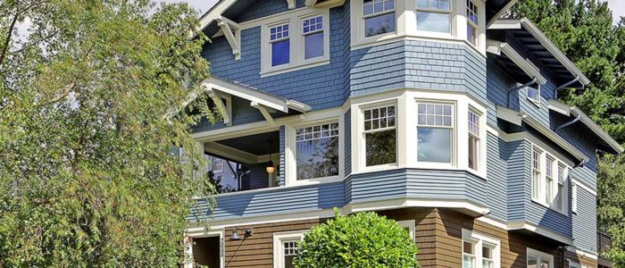 Ballard home and apartment restoration